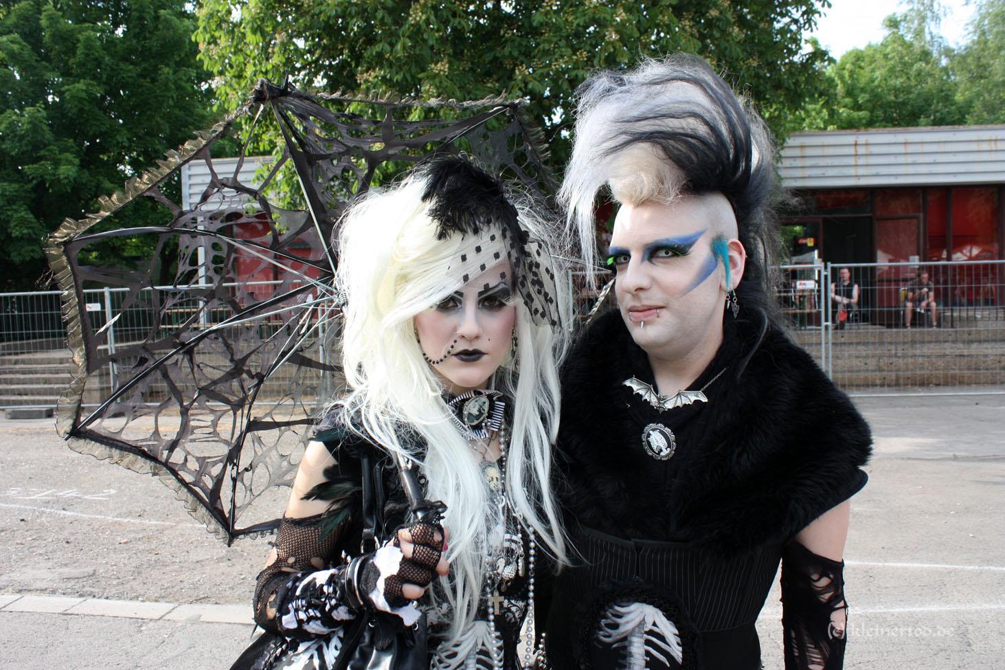 Wave-Gotik-Treffen - Photos - Kleiner Tod