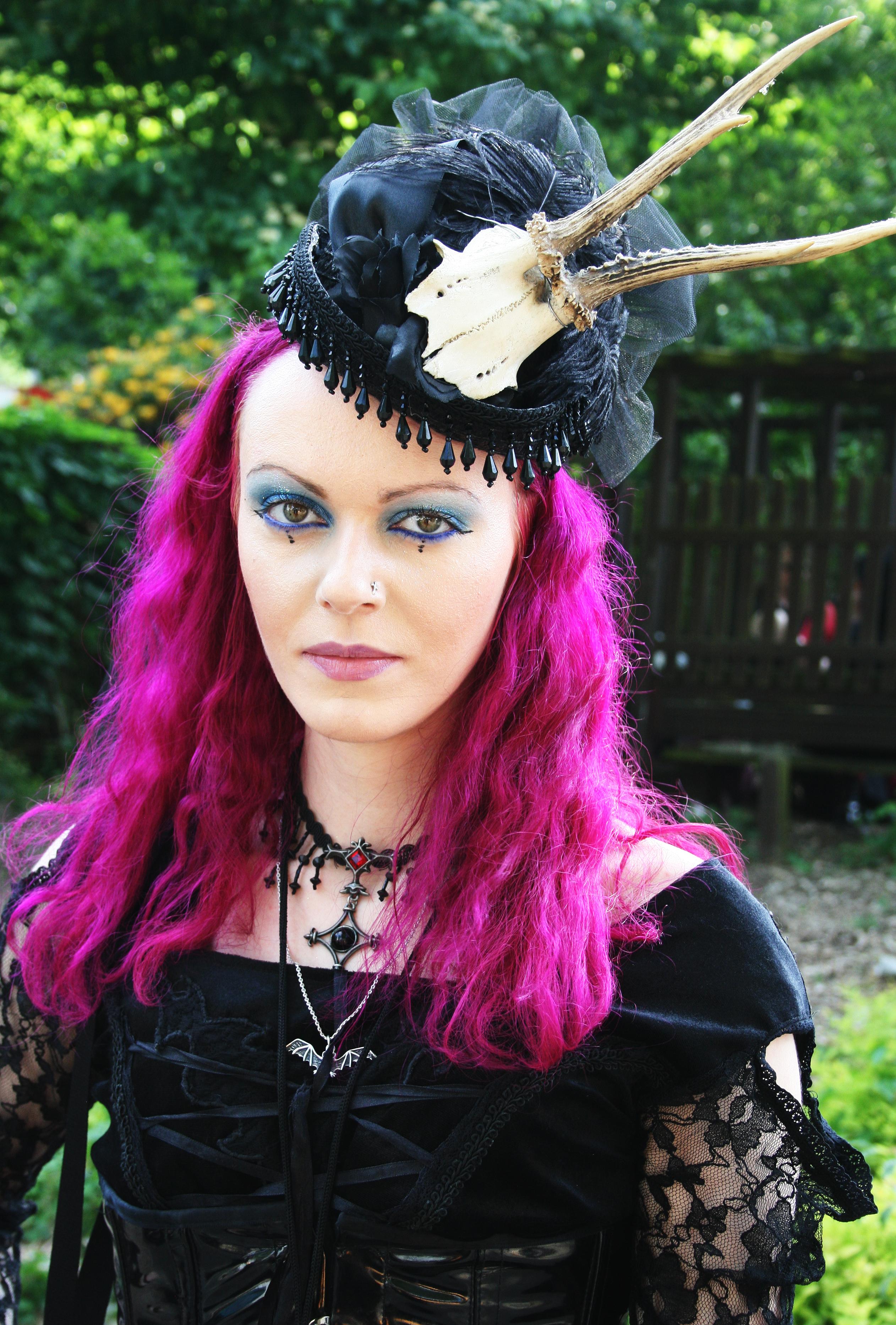 Wave-Gotik-Treffen - Photos - Pink Hair
