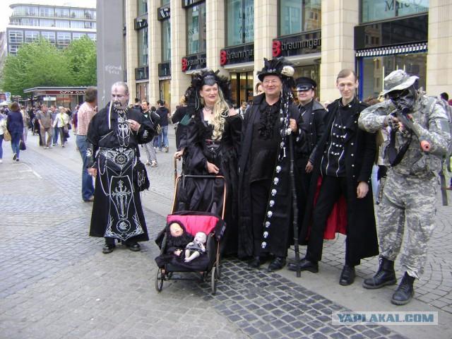 Wave-Gotik-Treffen - Photos - Reenactment