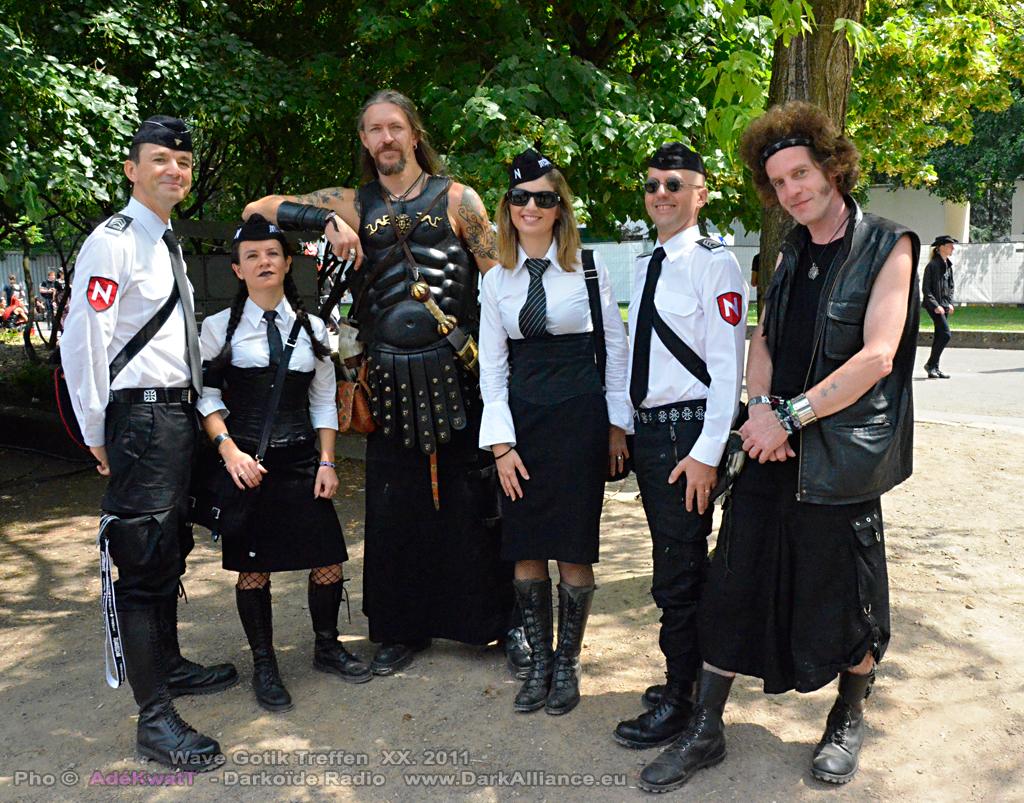 Wave-Gotik-Treffen - Photos - Soldiers