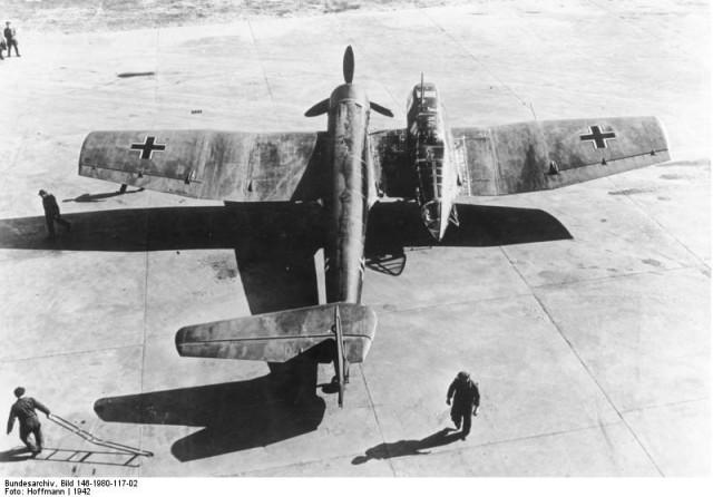 Weird Prototype Aircraft - Blohm & Voss BV 141