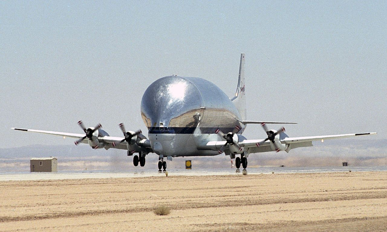 Weird Prototype Aircraft - Boeing C-97 ISS