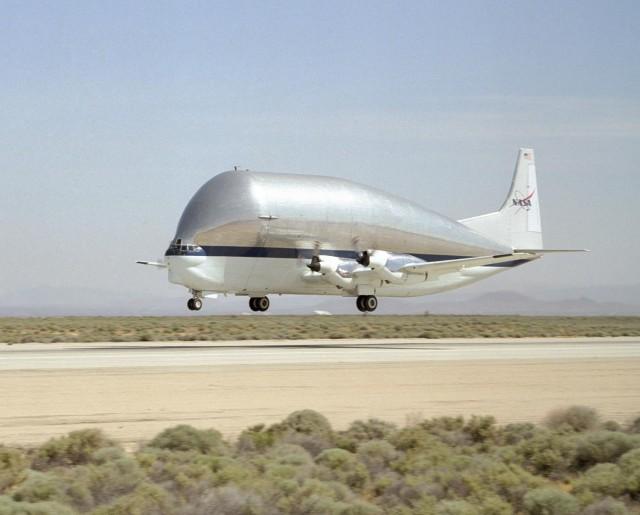 Weird Prototype Aircraft - Boeing C-97