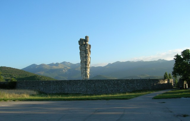 Monument to Victims of Fascism from Podhum