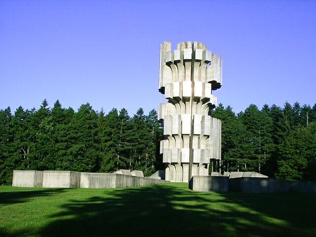 Kozara Monument Incredible Abandoned Y...