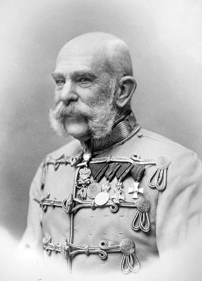 Assassination of Franz Ferdinand - Emperor Franz Joseph