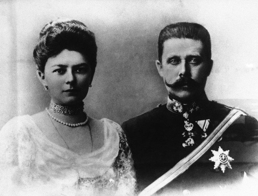 Archduke Franz-Ferdinand             Austria     family