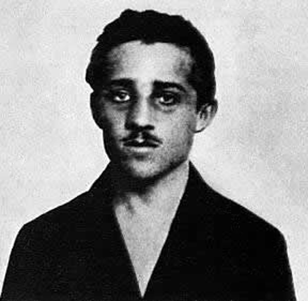 Assassination of Franz Ferdinand - Gavrilo Princip