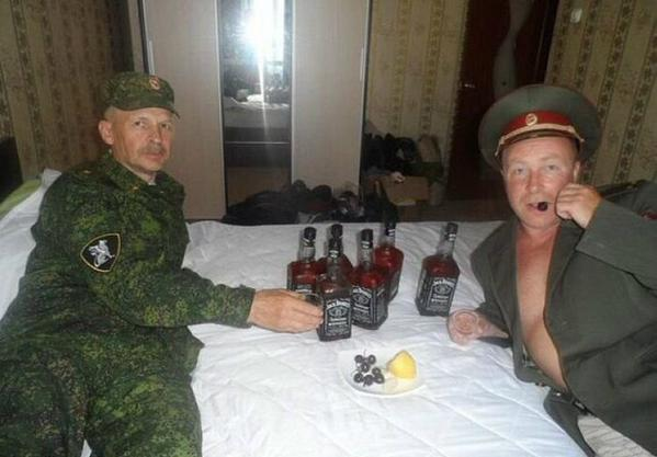 Awesome Photos From Russia With Love - Army Time