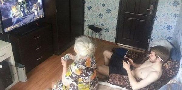 Awesome Photos From Russia With Love - Gamer Granny
