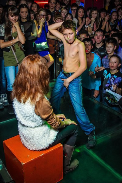 Awesome Photos From Russia With Love - Pole Dance Kids