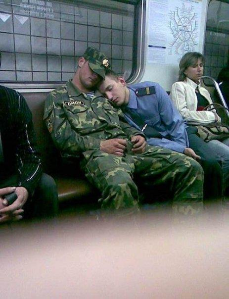 Awesome Photos From Russia With Love - Sleeping Beauty
