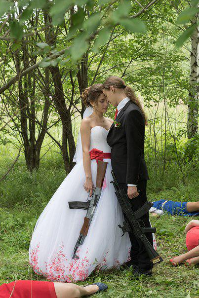 Awesome Photos From Russia With Love - Wedding Photo