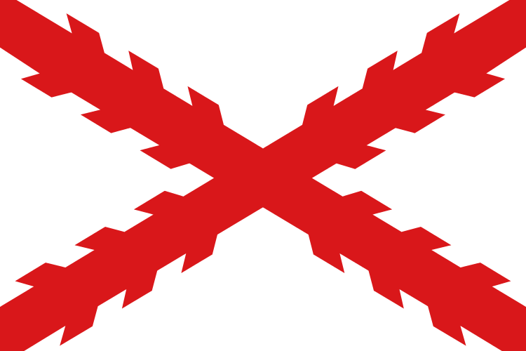 Best Flags - Dominican Republic - Flag of the Captaincy General of Santo Domingo