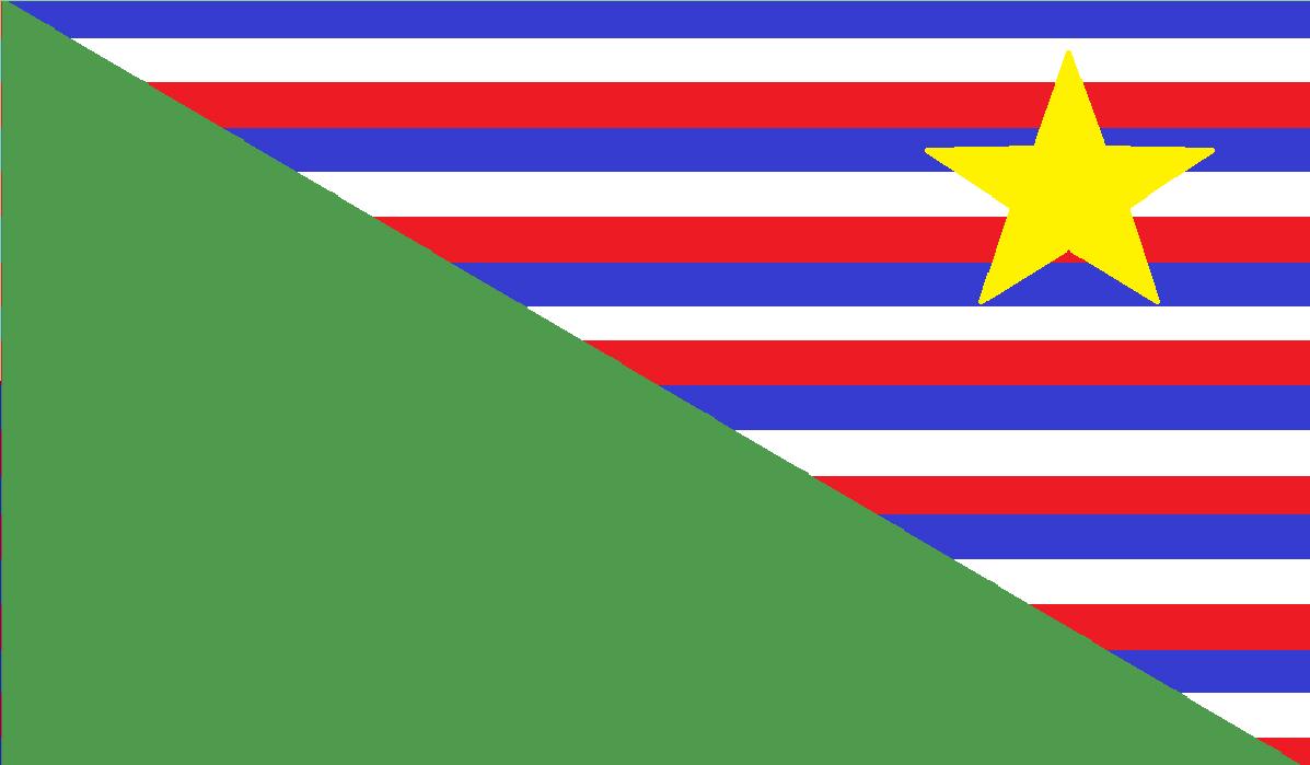 Best Flags - Dominican Republic - San José de Ocoa Province - Sabana Larga