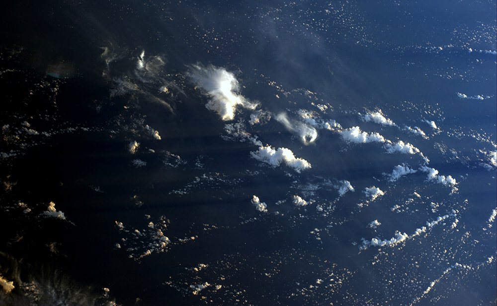 Clouds From Space ISS 3