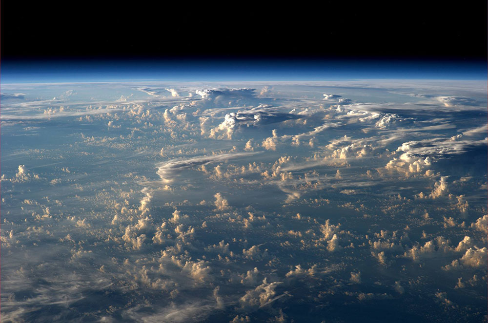 Clouds From Space ISS 6