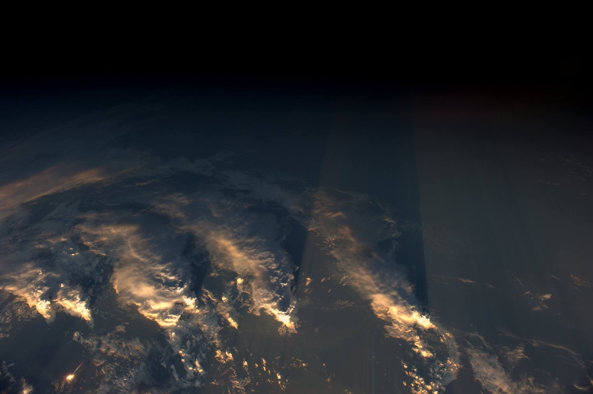 Clouds From Space ISS 7