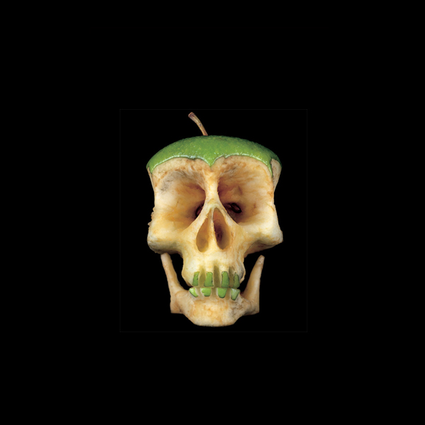Dimitri Tsykalov - Fruit Skull Apple