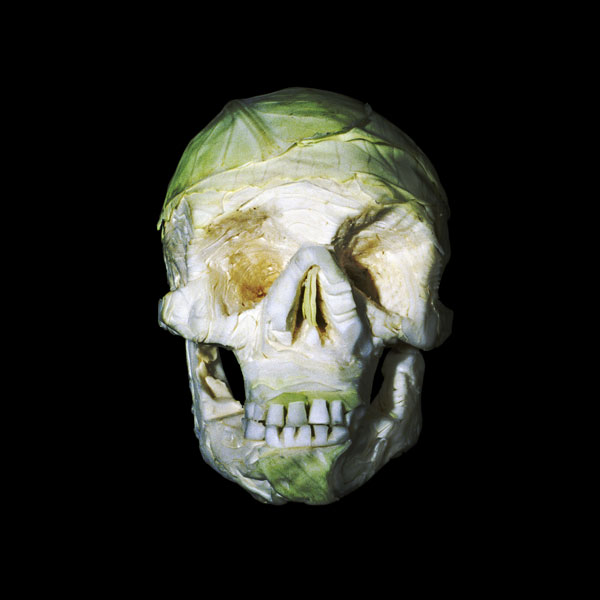 Dimitri Tsykalov - Fruit Skull Cabbage