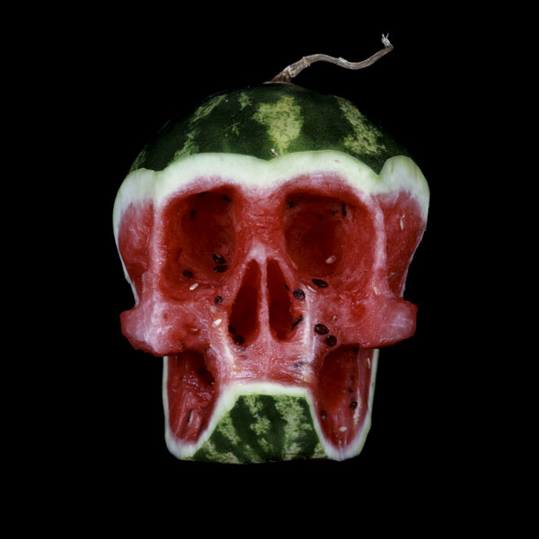 Dimitri Tsykalov - Fruit Skull Watermelon