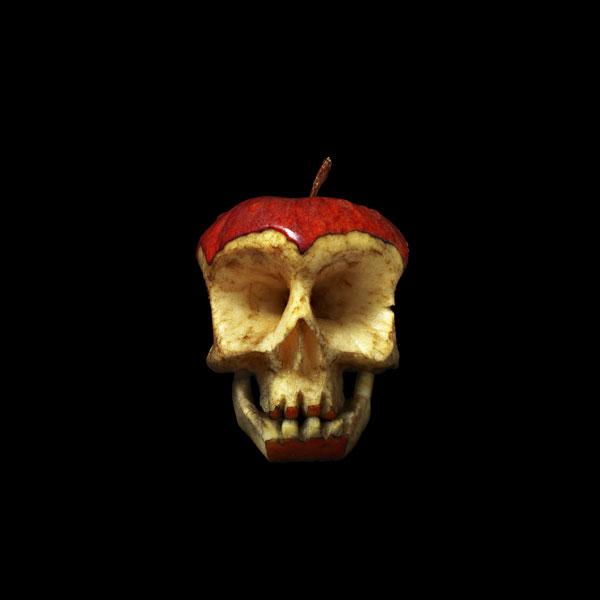 Dimitri Tsykalov - Fruit Skull