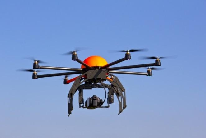 North Dakota - Armed Drones