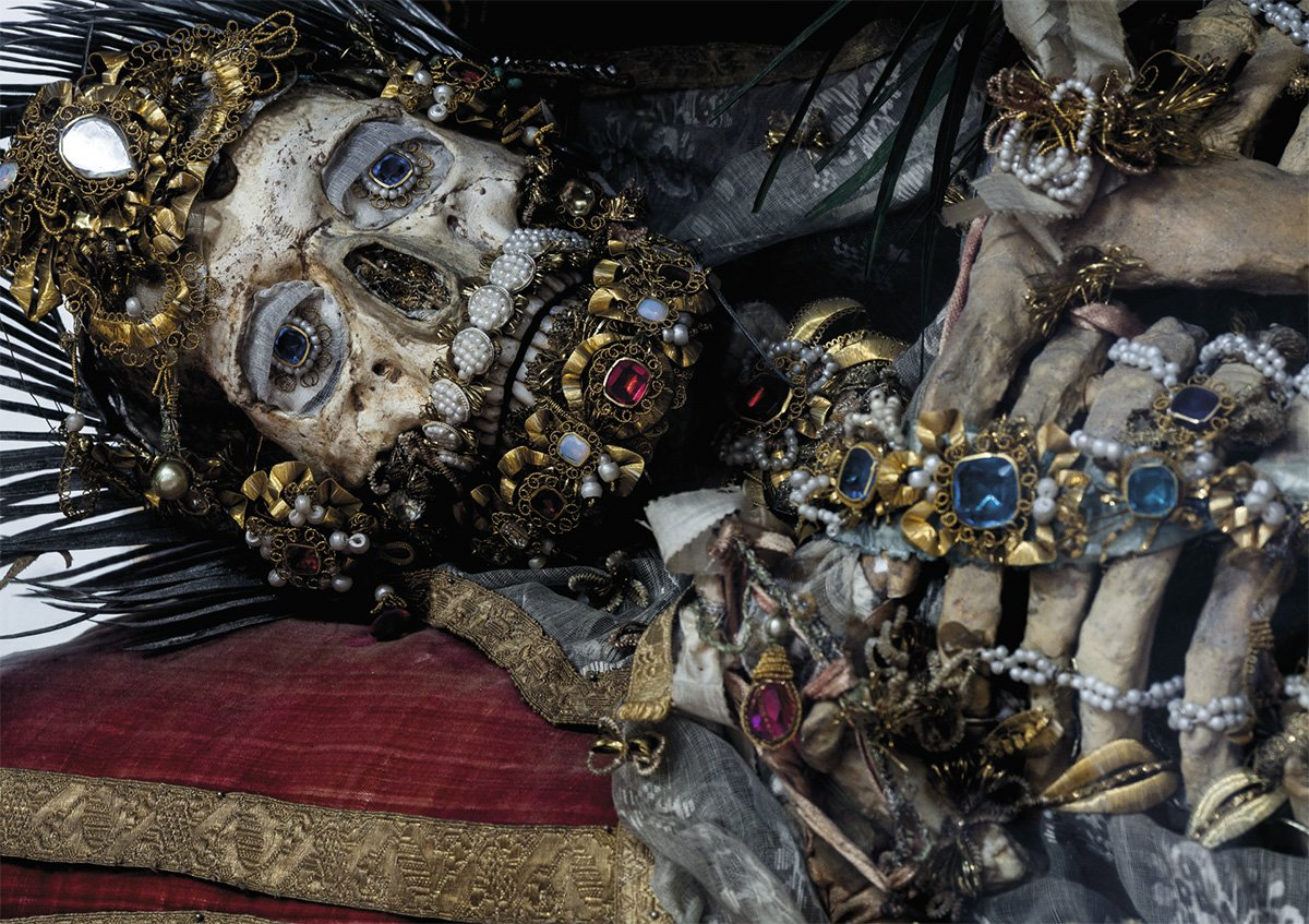 Paul Koudounaris - Catacomb Saints -Jewel Encrusted