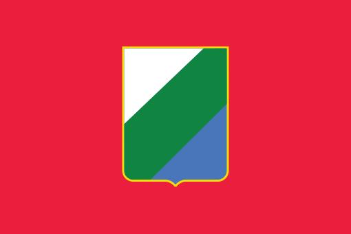 Regional Flags Italy - Abruzzo