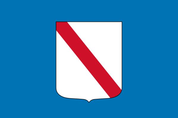 Regional Flags Italy - Campania