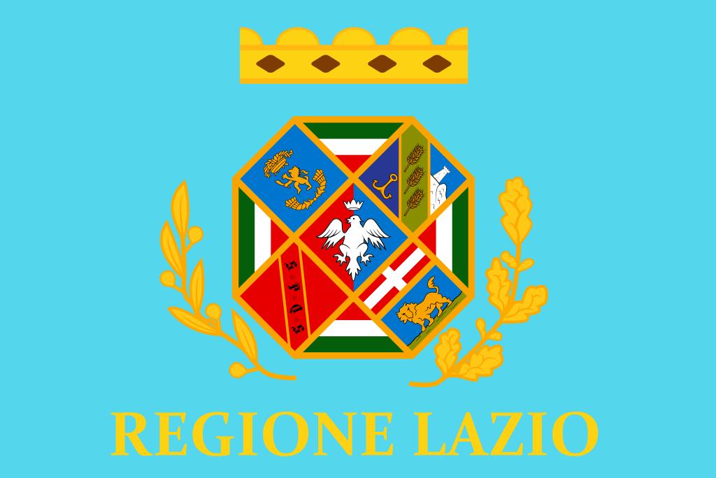 Regional Flags Italy - Lazio