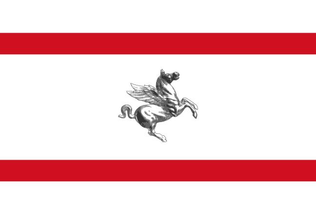 Regional Flags Italy - Tuscany