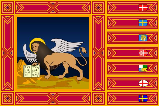 Regional Flags Italy - Veneto