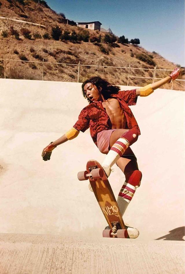 Skate Scene California 70s - bowl 2