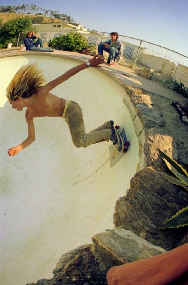 Skate Scene California 70s - bowl 3