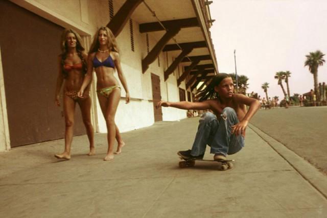 Skate Scene California 70s