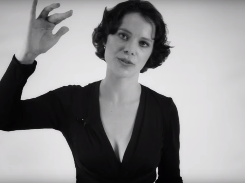 Polyphonic Overtone Singing Anne-Maria Hefele