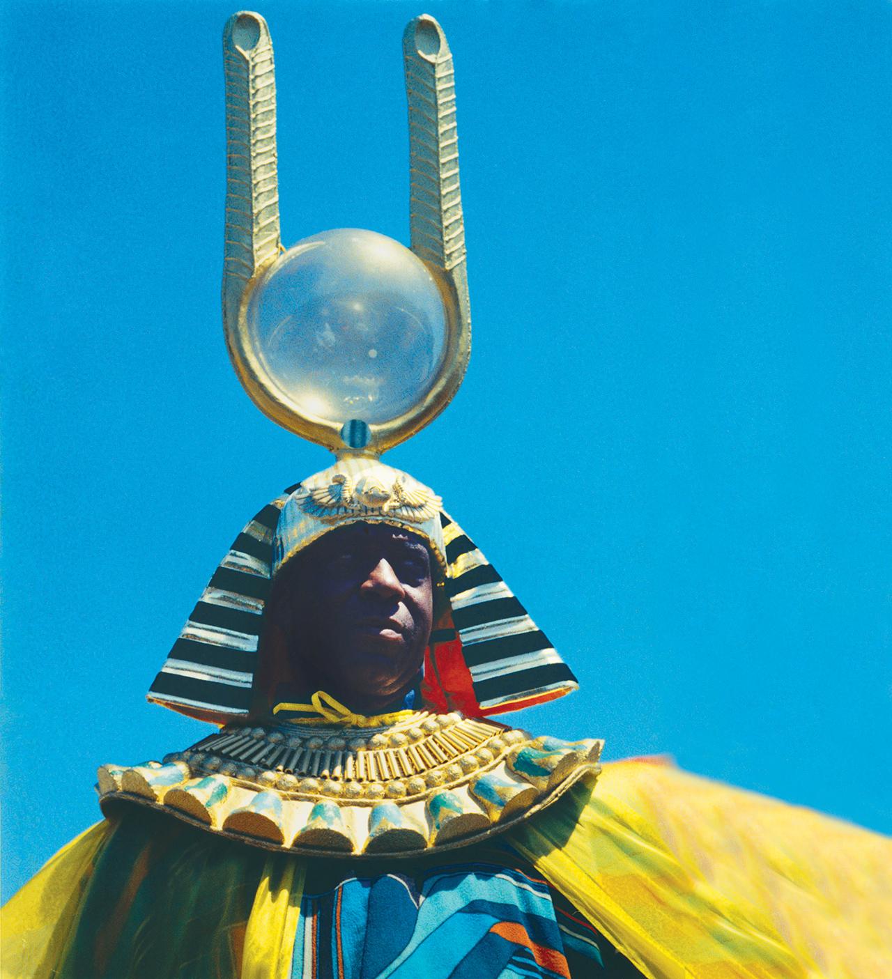 Sun Ra The Soul Vibrations Of Man