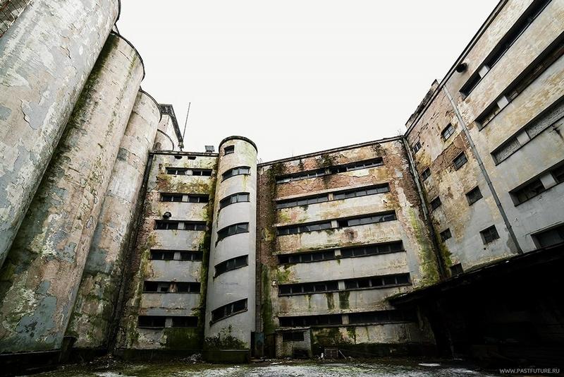 Vyborg Abandoned Bread Factory 1