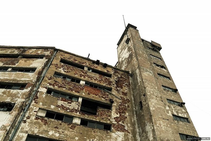 Vyborg Abandoned Bread Factory 2
