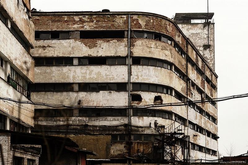 Vyborg Abandoned Bread Factory 3