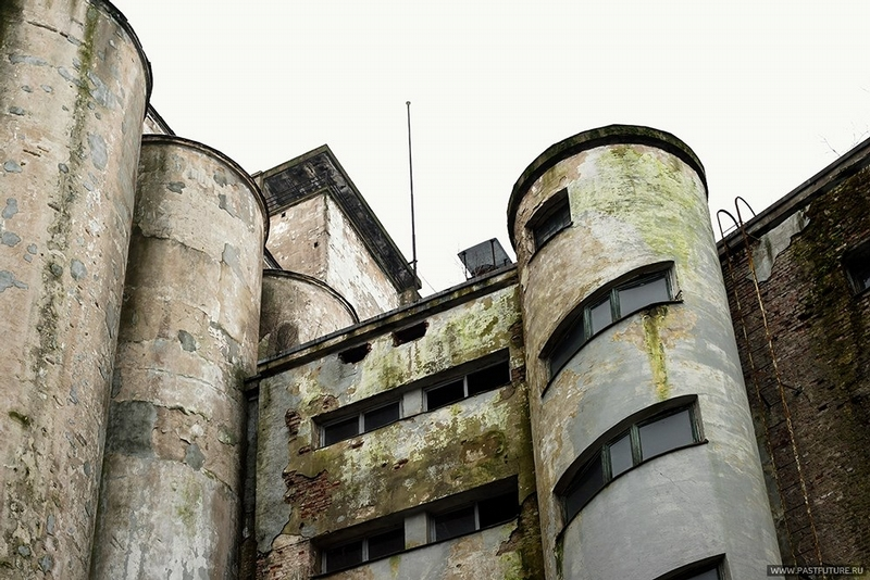 Vyborg Abandoned Bread Factory 4
