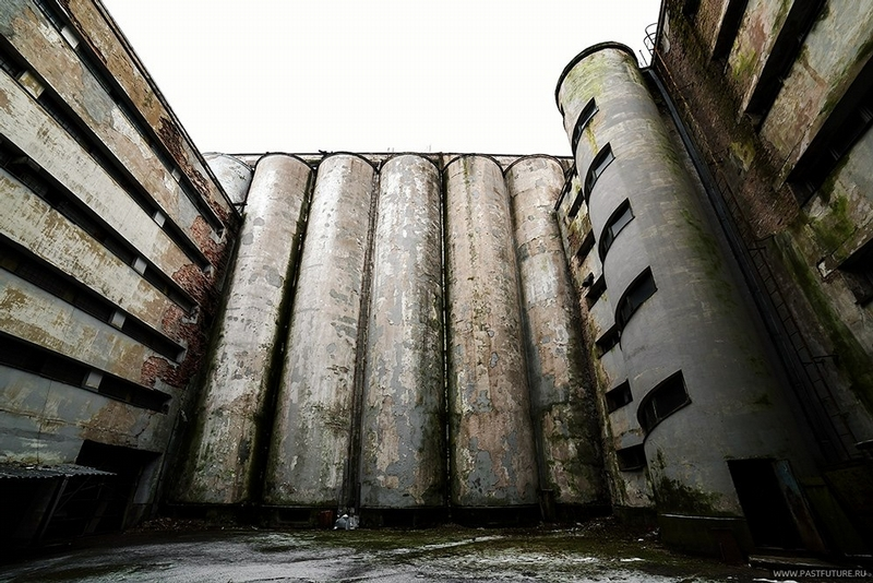 Vyborg Abandoned Bread Factory 5