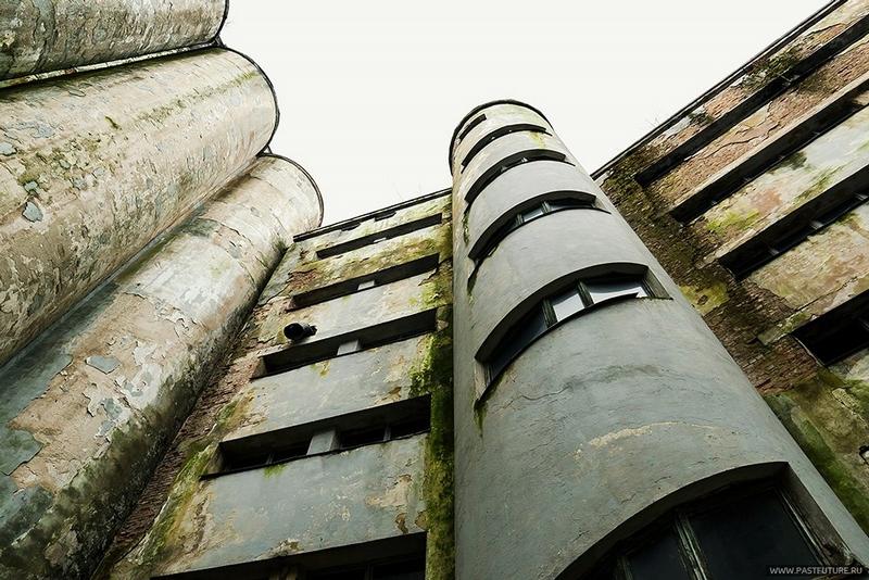 Vyborg Abandoned Bread Factory 6