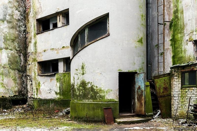 Vyborg Abandoned Bread Factory 7