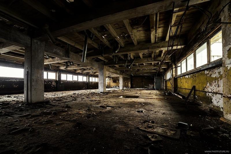 Vyborg Abandoned Bread Factory 9