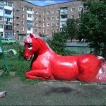 Awesome Photos From Russia With Love: Terrifying Playground Edition