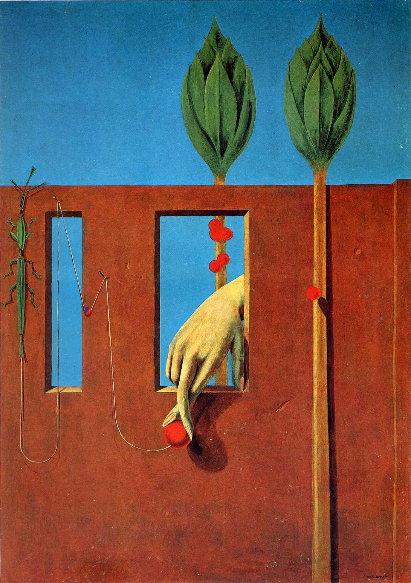 What Was The First Painting By A Dada Artist