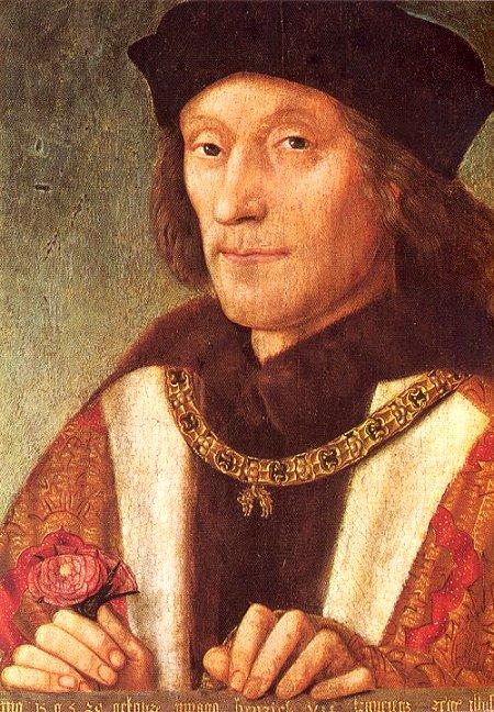 Michael Sittow - Henry VII