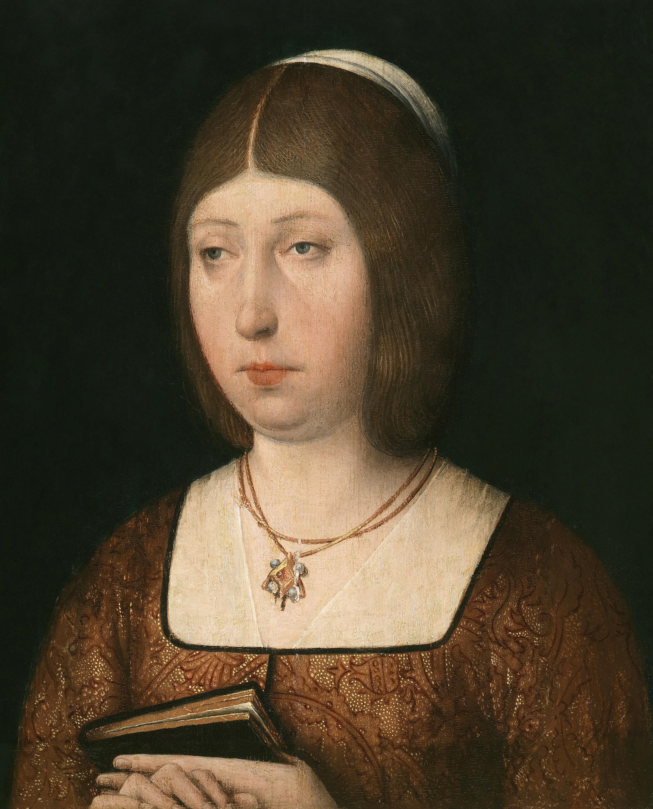 Michael Sittow - Isabel 1490